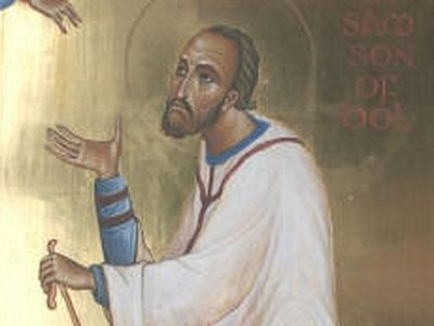 Святитель Самсон, епископ Дольский