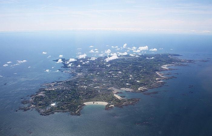 Остров Гернси (фото_ Bob Embleton)