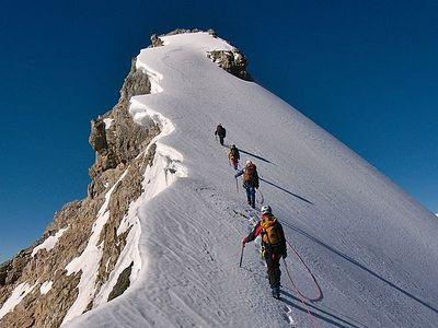 Вершина и путь к ней
