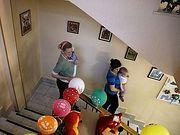 Первый канал рассказал о том, как живут молодые мамы с детьми в церковных приютах