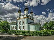 На северо-западе Москвы ограбили храм