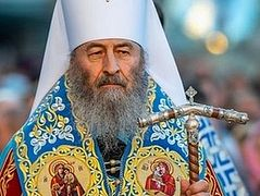 Metropolitan Onuphry expresses support for persecuted faithful of Montenegro, Serbian and Ukrainian hierarchs concelebrate on Transfiguration