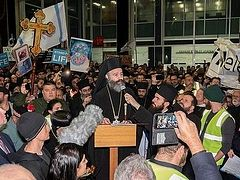 Thousands of Orthodox Christians rally against barbaric Australian abortion draft law (+ VIDEO)