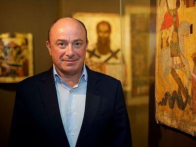Погиб основатель Музея русской иконы Михаил Юрьевич Абрамов.