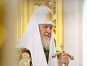 Патриарх Кирилл: Мы и в миру должны оставаться учениками Спасителя