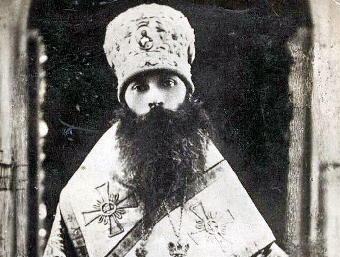 Cвященномученик Серафим (Звездинский)