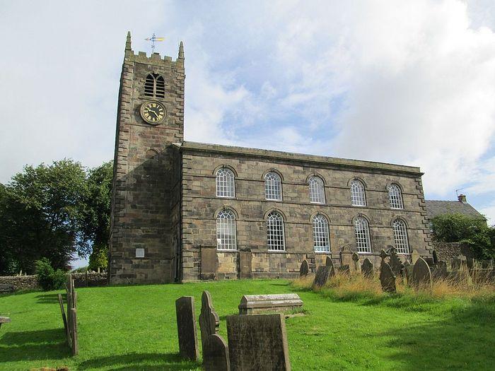 Церковь святого Варфоломея в деревне Лонгнор, Стаффордшир