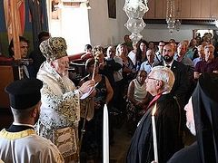 Patriarch Bartholomew calls on Orthodox Greeks to return to Turkey