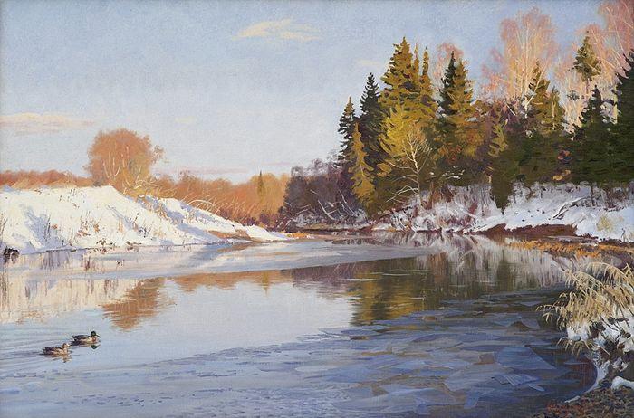 «Первый лед». 2009 год