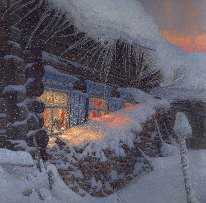 «Зимняя сказка». 2007 год