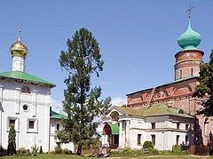 St. Irenarch at Borisoglebsky Monastery: The recluse who rallied a nation
