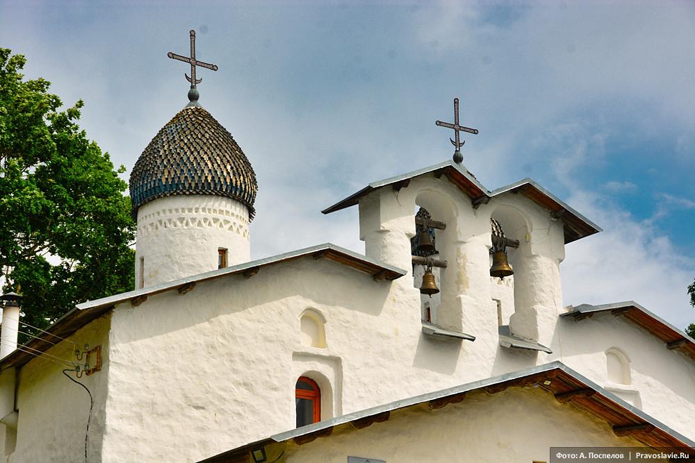 Церковь Покрова Богородицы от Пролома