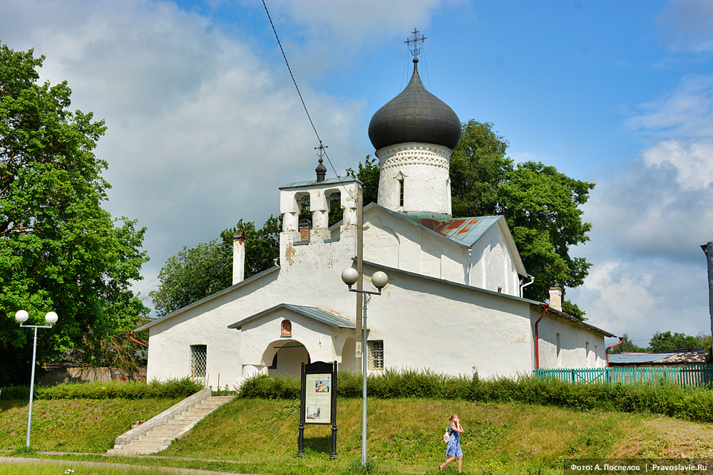 Церковь свв. Иоакима и Анны на Полонище