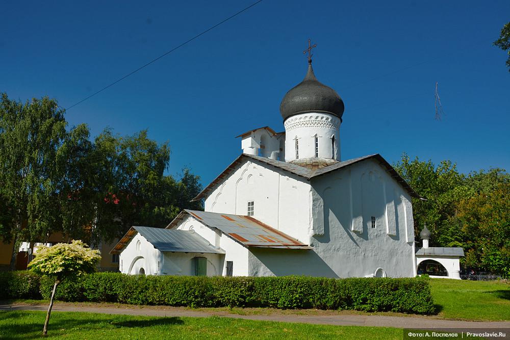 Церковь святителя Николая с Усохи