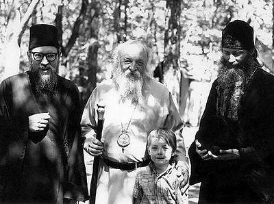 Игумен Герман (Подмошенский) и православная миссия в США / Православие.Ru