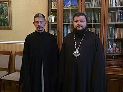 Priest who departed into schism repents, returns to Ukrainian Church