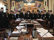 Синод Элладской Церкви намерен рассмотреть вопрос признания «ПЦУ»