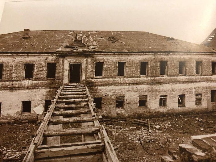 Черноостровский Свято-Никольский монастырь. 1991 г