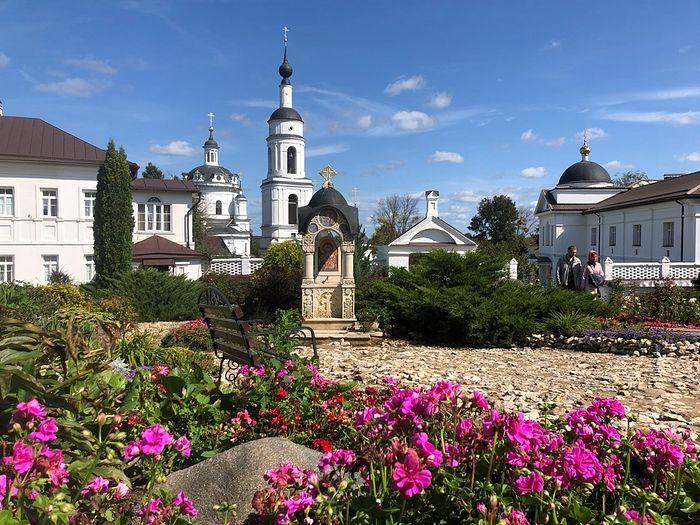 Черноостровский Свято-Никольский монастырь сейчас
