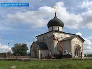 Георгиевский собор в Юрьеве-Польском готовят к реставрации
