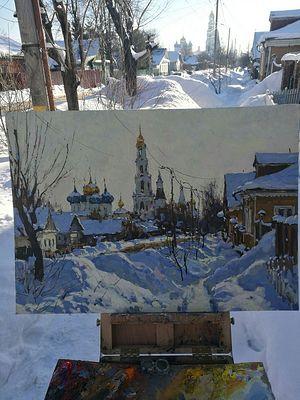 Работа Василия Куракса