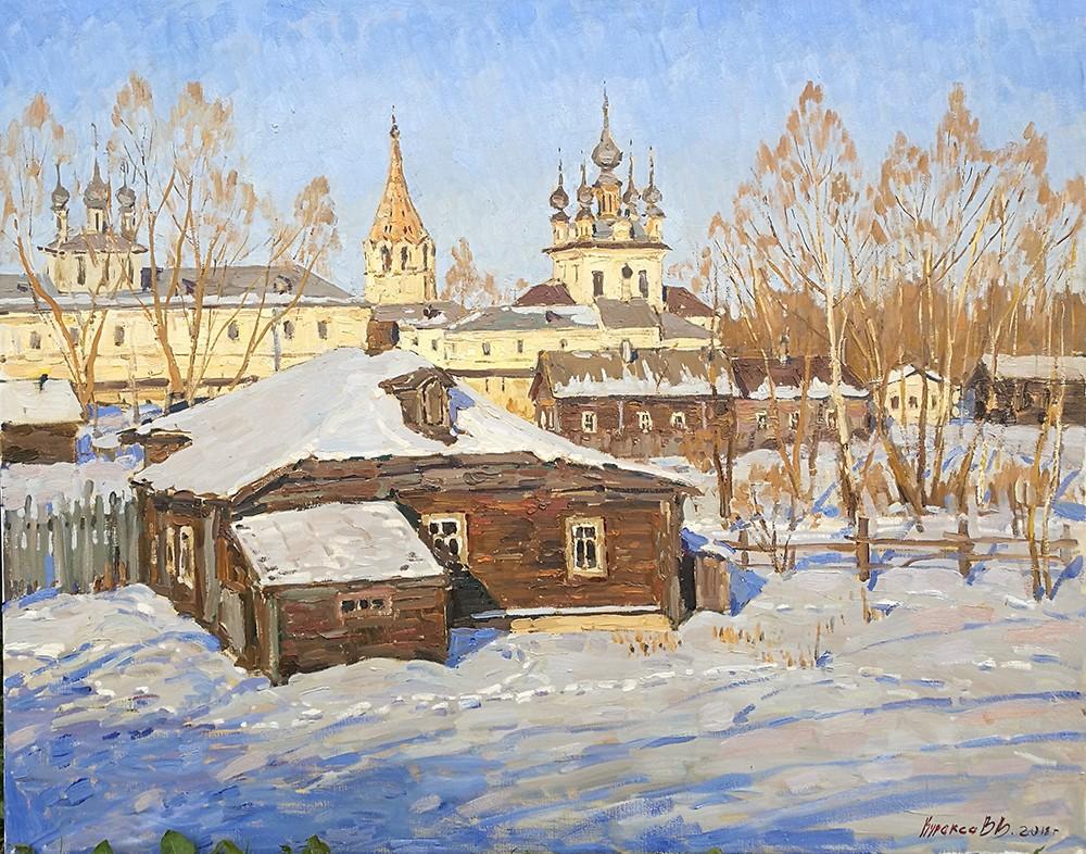 Yuriev Polsky, 2018
