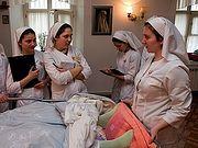 Учебный центр больницы Святителя Алексия объявляет набор слушателей на курсы по уходу за тяжелобольными пациентами