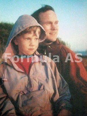 Маленький Ниман с отцом