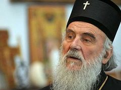 Patriarch Irinej of Serbia in stable condition after being urgently admitted to the hospital