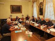 Состоялось рабочее заседание Палаты попечителей Патриаршей литературной премии