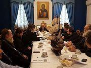 В Синодальном отделе по благотворительности прошло очередное заседание Комиссии по больничному служению г. Москвы