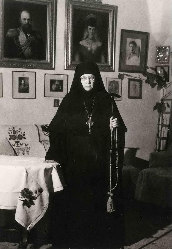Abbess Tamara (Romanova-Bagration-Mukhransky)