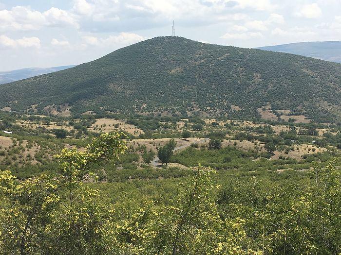 Гора Кимин