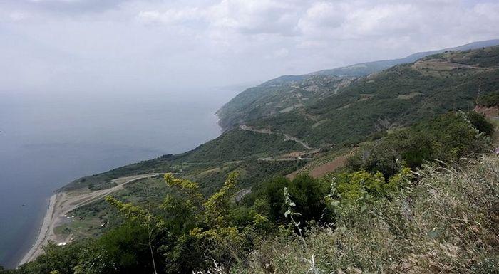 Гора Ган