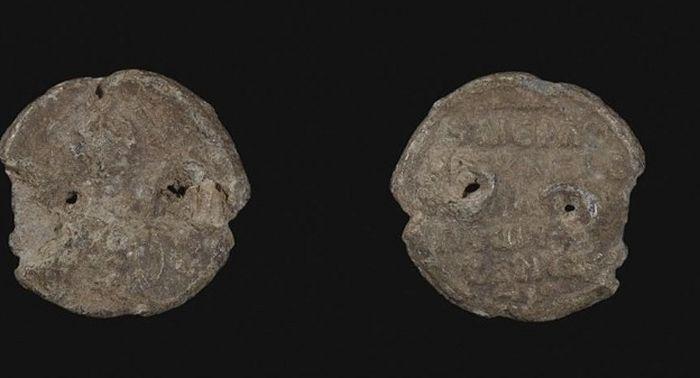 Печать прота горы Ган, XI/XII вв.