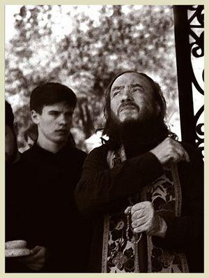 Отац Зосима. Фото: zosima-nikolskoe.ru