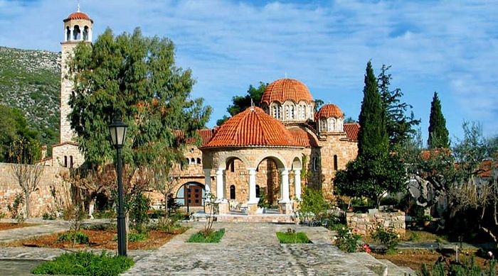 Annunciation Monastery. Photo: irafina.gr