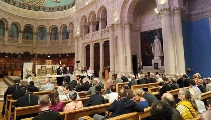 Генеральная Ассамблея Западноевропейской Архиепископии в Париже, 7.09.19. Фото: Фейсбук