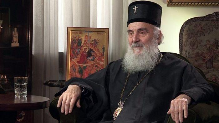 Његова Светост Патријарх српски Г.Г. Иринеј