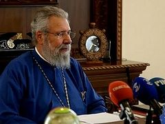 Pat. Bartholomew doesn't want primates to meet and discuss Ukrainian issue—Abp. of Cyprus