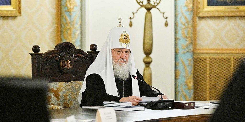 Неделя 12-я по Пятидесятнице. Слово Патриарха / Православие.Ru