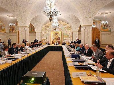 Состоялось заседание Оргкомитета по подготовке и проведению юбилейных мероприятий, посвященных 800-летию со дня рождения князя Александра Невского