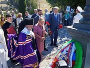 В Симферополе почтили героев Крымской войны