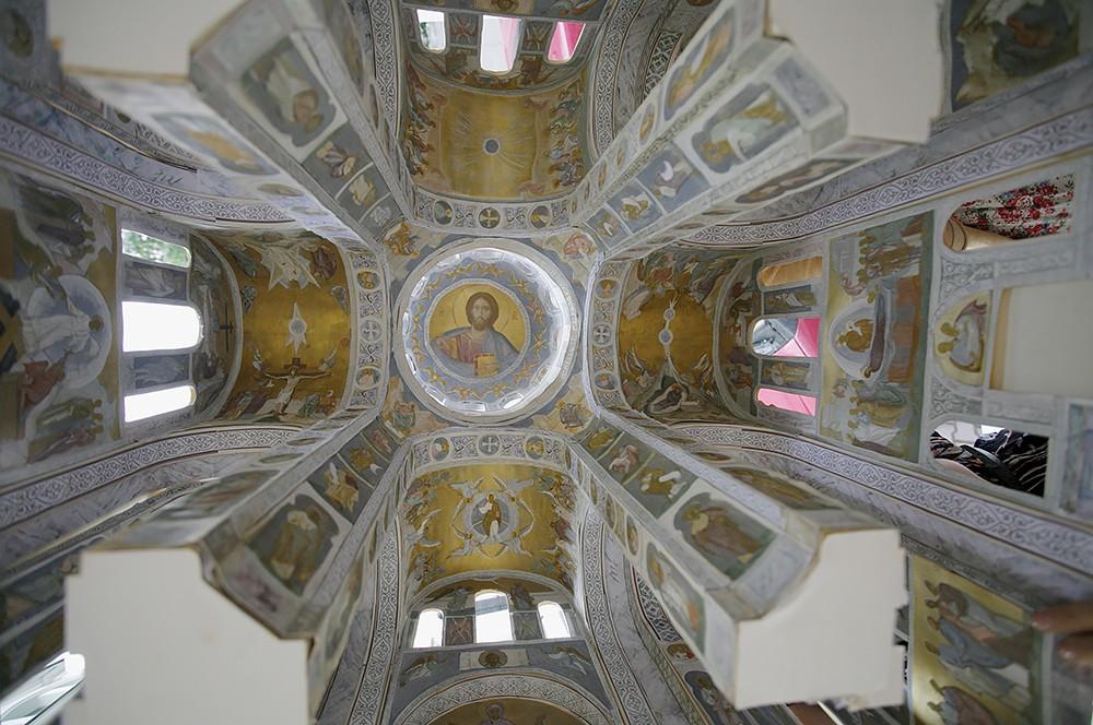 Проект росписи Никольского собора