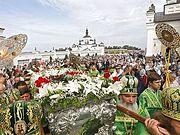 360-летие обретения мощей преподобного Иова отпраздновала Успенская Почаевская лавра