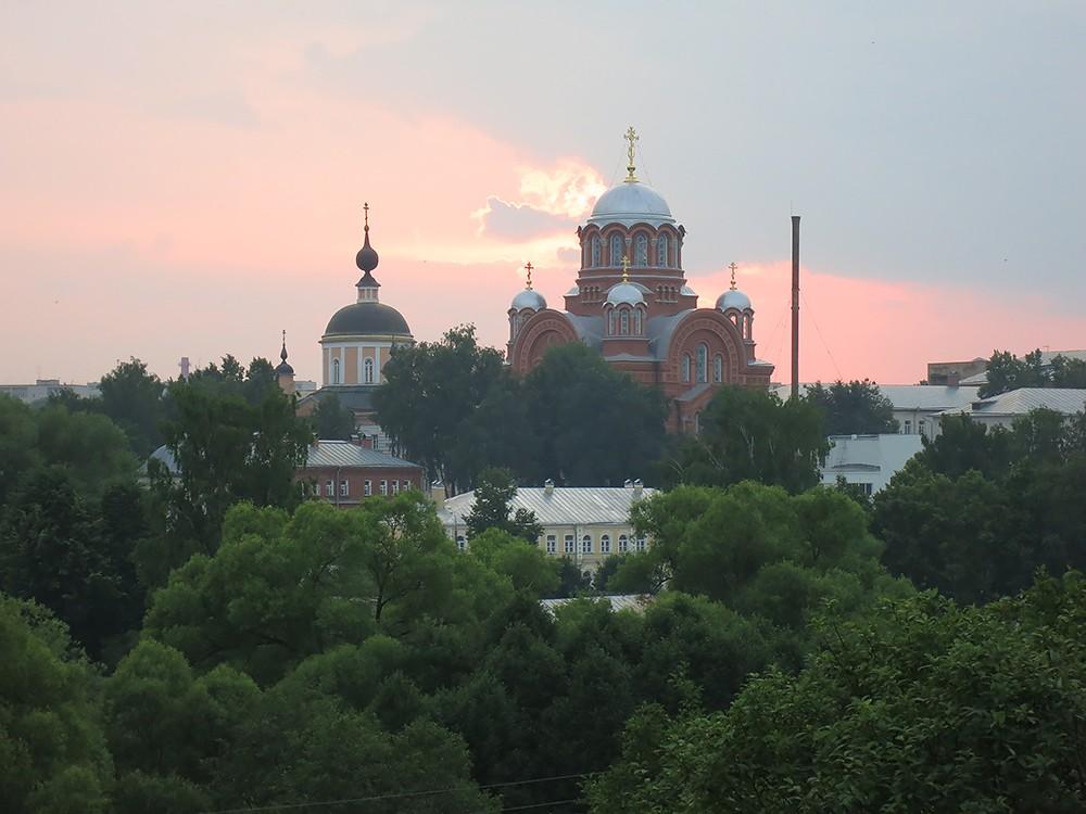 Никольский собор Хотькова монастыря