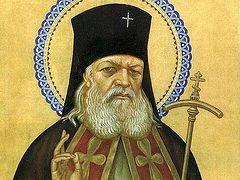Θαυμαστή βοήθεια του Αγίου Λουκά της Κριμαίας στις μέρες μας (Μέρος Α)