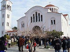 Священство Элладской Церкви опубликовало обращение по «украинскому вопросу»