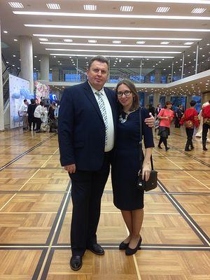 Супруги Нагорновы