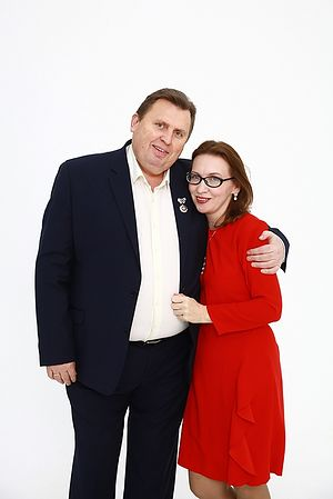 Андрей и Татьяна Нагорновы